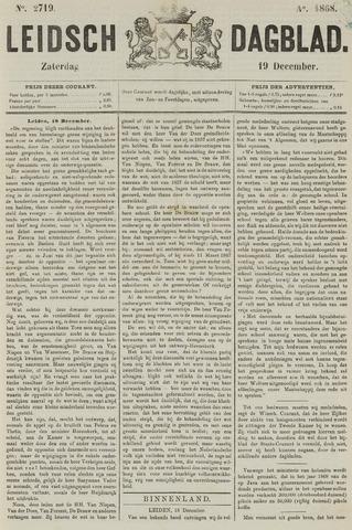 Leidsch Dagblad 1868-12-19