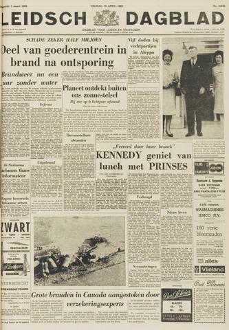 Leidsch Dagblad 1963-04-19