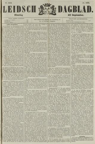 Leidsch Dagblad 1870-09-20