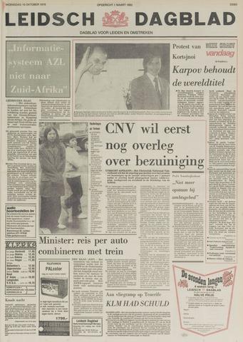 Leidsch Dagblad 1978-10-18