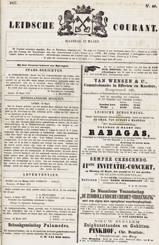 Leydse Courant 1877-03-12