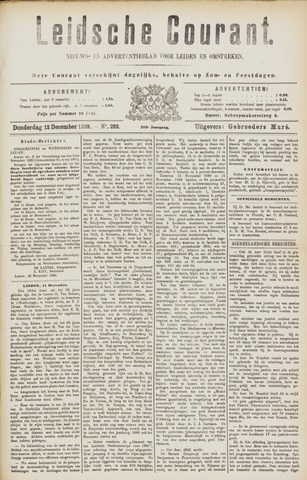 Leydse Courant 1889-12-12
