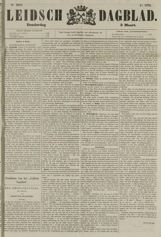 Leidsch Dagblad 1870-03-03