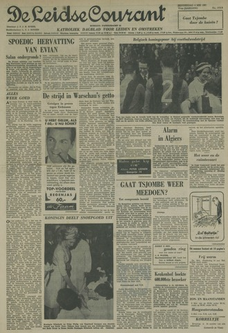 Leidse Courant 1961-05-04
