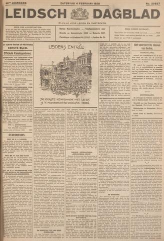 Leidsch Dagblad 1928-02-04