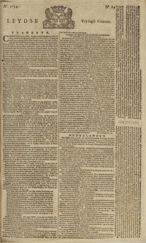 Leydse Courant 1754-07-26