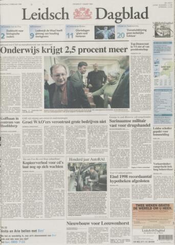 Leidsch Dagblad 1999-02-03