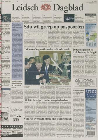 Leidsch Dagblad 2000-04-19