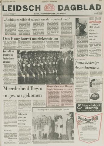 Leidsch Dagblad 1980-06-24