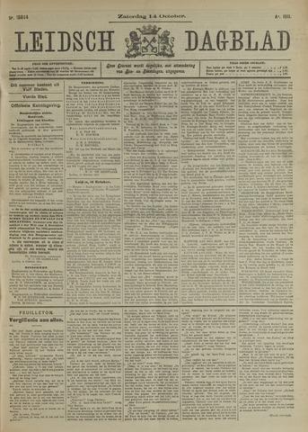 Leidsch Dagblad 1911-10-14