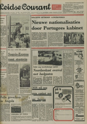 Leidse Courant 1975-08-09