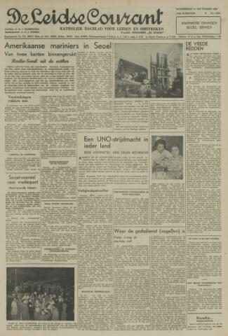 Leidse Courant 1950-09-21