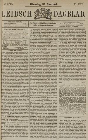 Leidsch Dagblad 1882-01-31