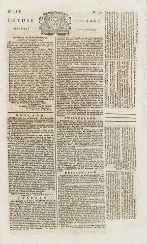 Leydse Courant 1818-03-23