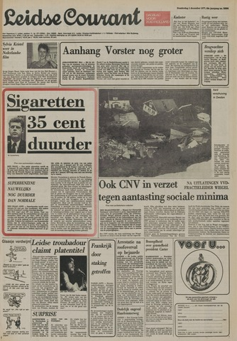Leidse Courant 1977-12-01