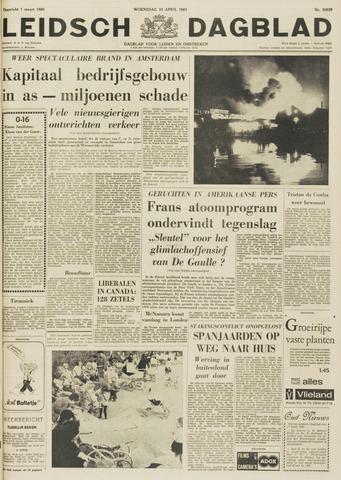 Leidsch Dagblad 1963-04-10