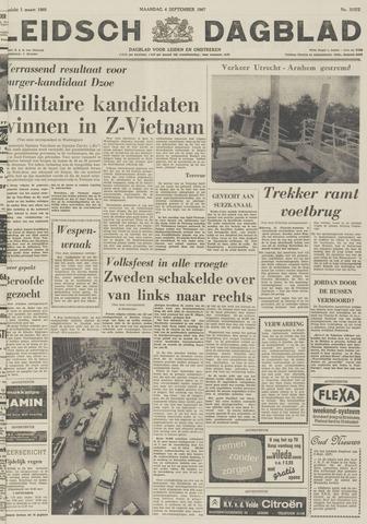 Leidsch Dagblad 1967-09-04