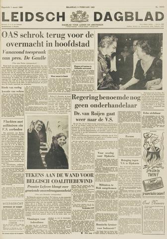 Leidsch Dagblad 1962-02-05