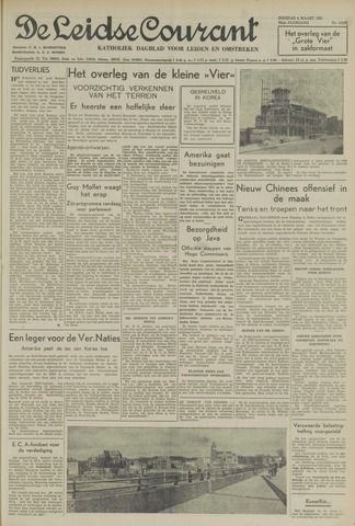 Leidse Courant 1951-03-06