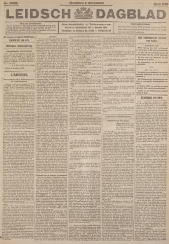 Leidsch Dagblad 1923-11-05