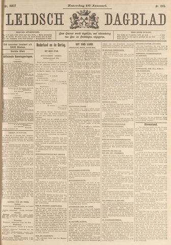 Leidsch Dagblad 1915-01-16