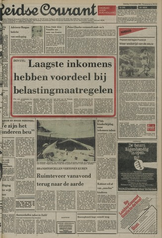 Leidse Courant 1981-11-14