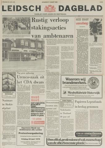 Leidsch Dagblad 1978-06-23