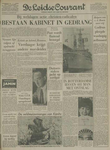 Leidse Courant 1967-08-17