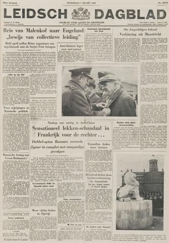 Leidsch Dagblad 1956-03-07