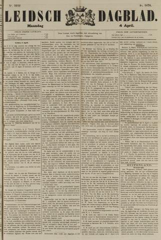 Leidsch Dagblad 1870-04-04