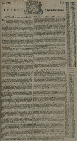 Leydse Courant 1748-07-03