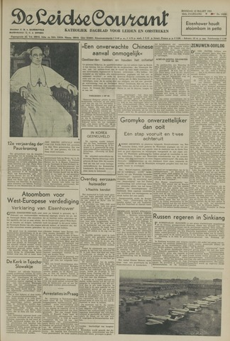 Leidse Courant 1951-03-13