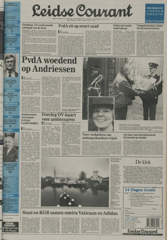 Leidse Courant 1992-01-31