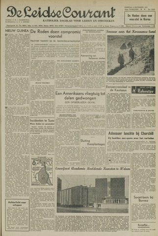 Leidse Courant 1951-12-04