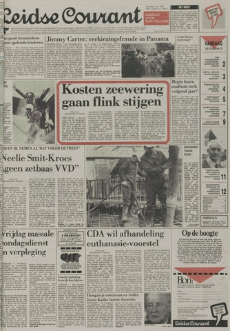 Leidse Courant 1989-05-09