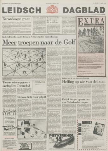 Leidsch Dagblad 1990-09-15