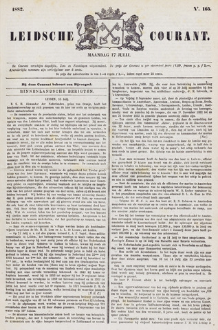 Leydse Courant 1882-07-17