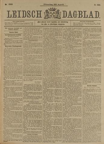 Leidsch Dagblad 1902-04-29