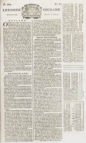Leydse Courant 1824-07-07