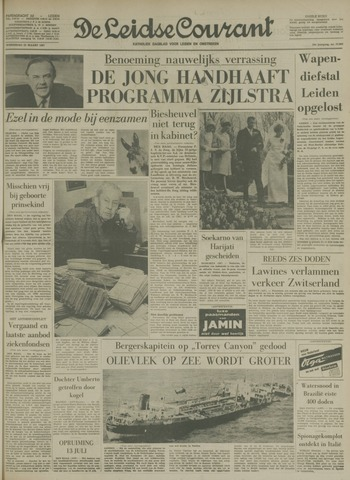 Leidse Courant 1967-03-22