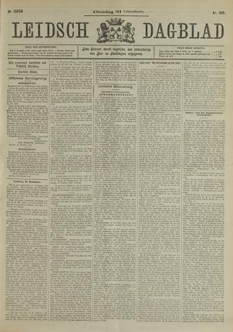Leidsch Dagblad 1911-10-31