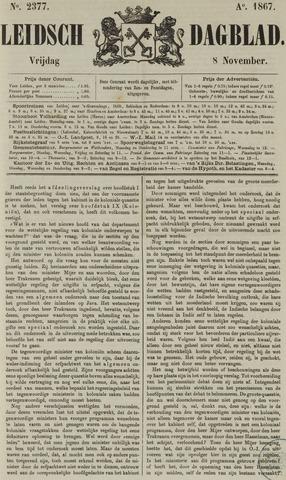 Leidsch Dagblad 1867-11-08