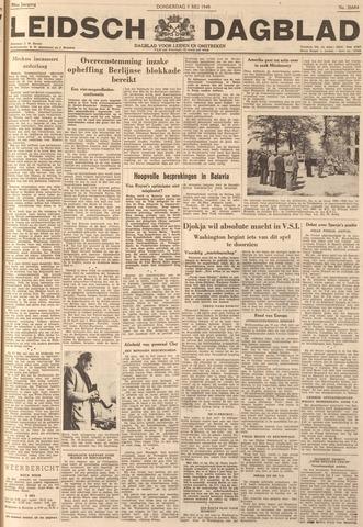 Leidsch Dagblad 1949-05-05