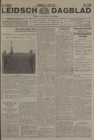 Leidsch Dagblad 1937-05-19