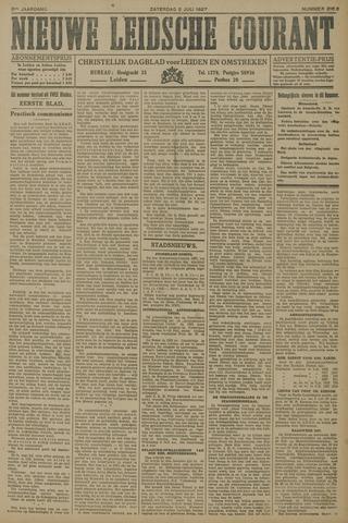 Nieuwe Leidsche Courant 1927-07-02