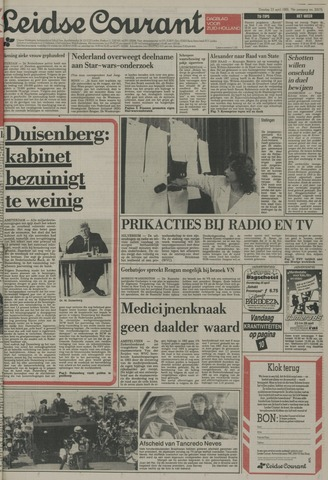 Leidse Courant 1985-04-23