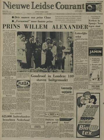 Nieuwe Leidsche Courant 1967-05-02