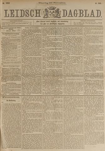 Leidsch Dagblad 1901-11-26