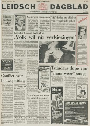 Leidsch Dagblad 1982-10-01
