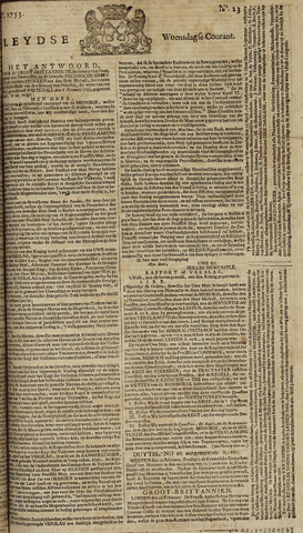 Leydse Courant 1753-02-21